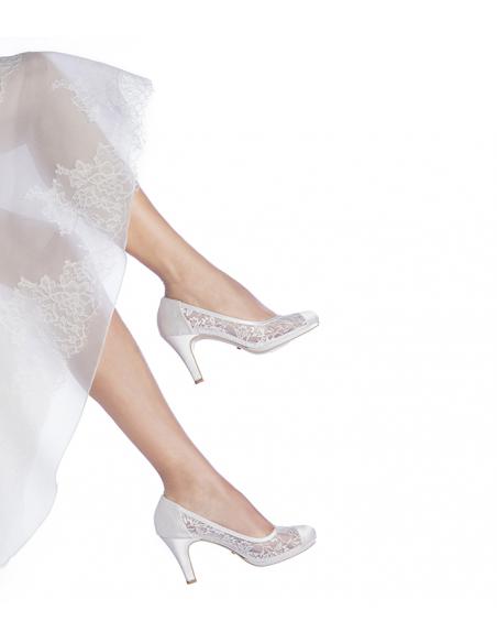 Miki - scarpe da sposa