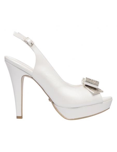 Mina - scarpe da sposa