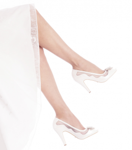 MINERVA - scarpe da sposa