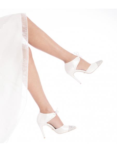 MAGGIE -scarpe da sposa