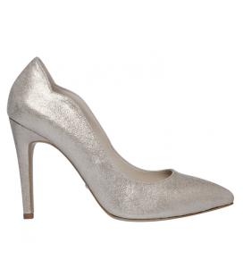 MAELLE oro scarpe da sposa