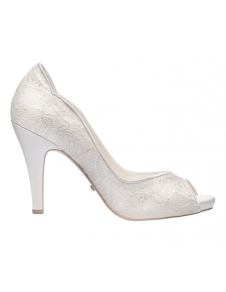 Mara - scarpe da sposa