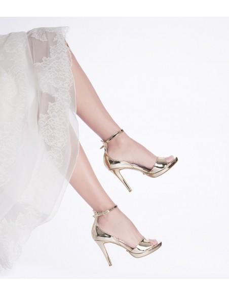 Megan O - Scarpe da sposa