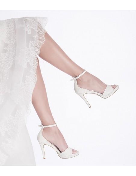 Megan P- Scarpe da sposa