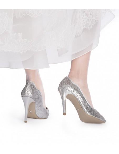 Maelle AG LUREX - Scarpe da sposa e cerimonia
